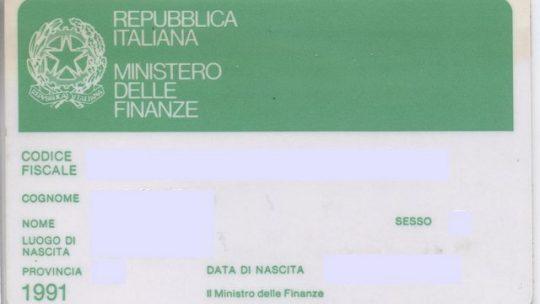 Come ricavare il nome ed il cognome dal Codice Fiscale?